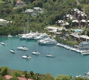 Partnership of Capella Marigot Bay Resort and Marina with OBM International