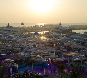 Dubai International Boat Show 2014 hosting thousands of visitors