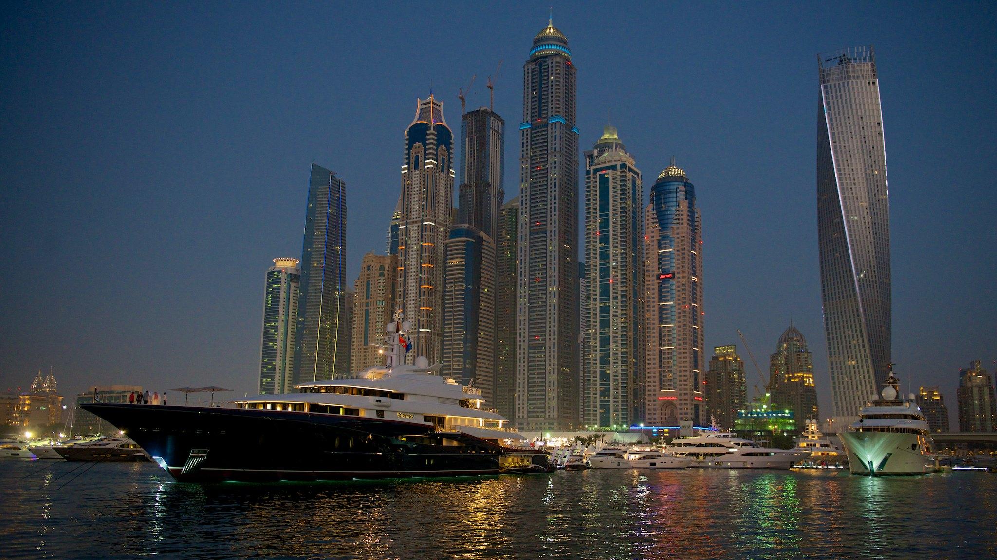 2014 Dubai International Boat Show Yacht Charter Amp Superyacht News