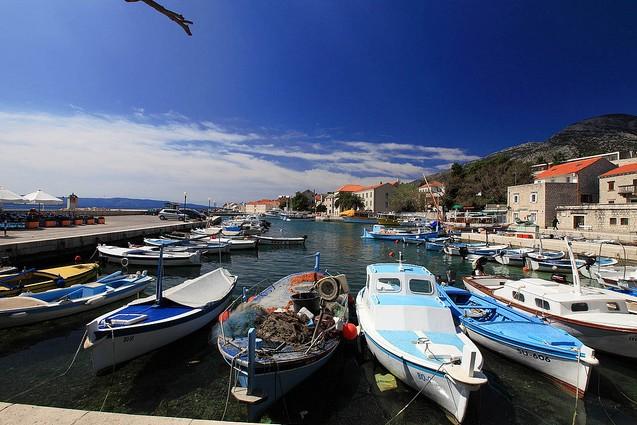 Island of Brac - Bol - Photo credit Croatia National Tourism Board