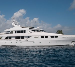 Burger Boat to be present at 2014 Palm Beach Boat Show with 10 luxury yachts on display