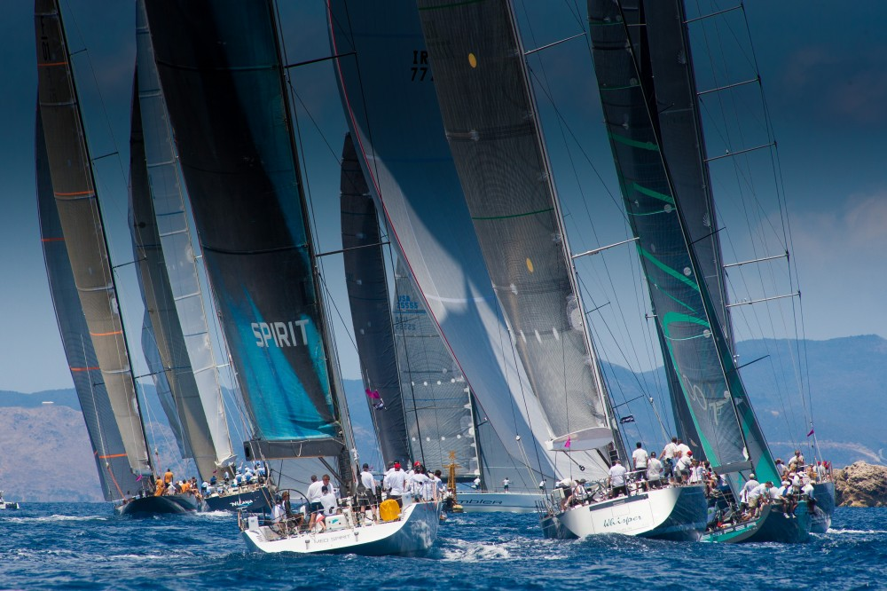 Les Voiles de St Barth 2014 Preview - Image credit to Christophe Jouany