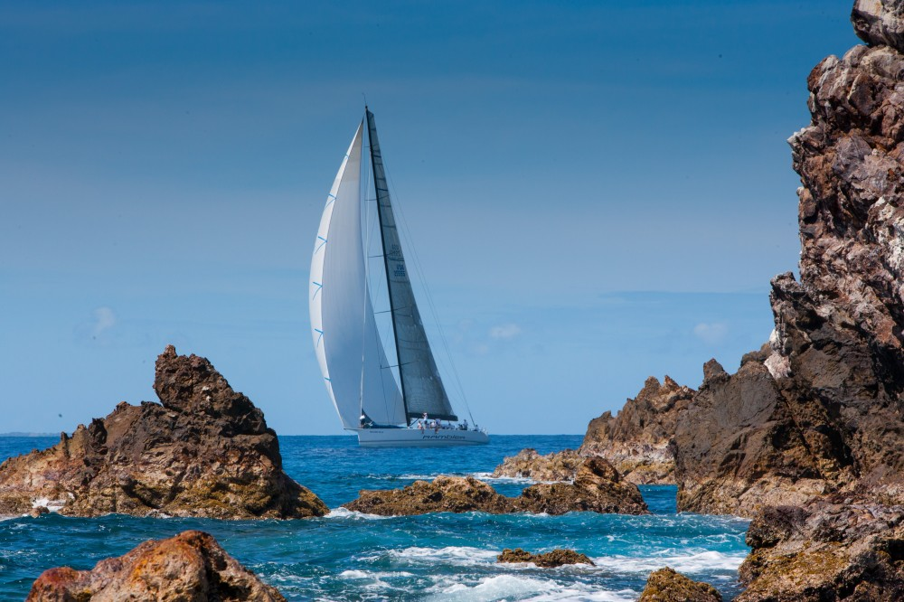 Les Voiles de St Barth - Image credit to Christophe Jouany