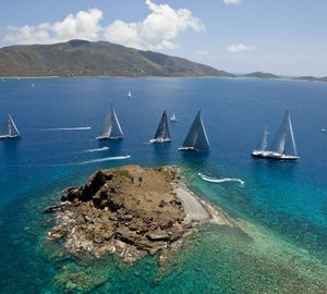 Loro Piana Caribbean Superyacht Regatta & Rendezvous 2014 to host 20 sailing superyachts