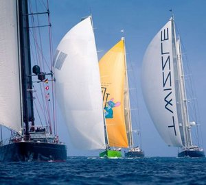 Loro Piana Caribbean Superyacht Regatta & Rendezvous: Day 2