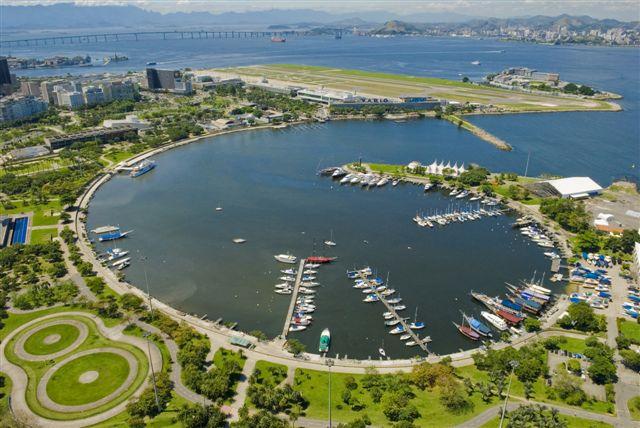 Marina da Gloria in the lovely South America yacht charter location - Brazil