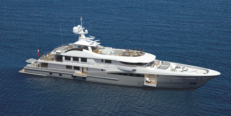 New superyacht AMELS 180 by Amels