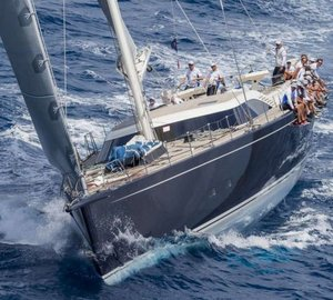 Loro Piana Caribbean Superyacht Regatta & Rendezvous: Victory of superyachts NILAYA, FREYA and MOONBIRD