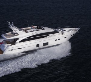 Princess Yachts America attending Palm Beach Boat Show 2014