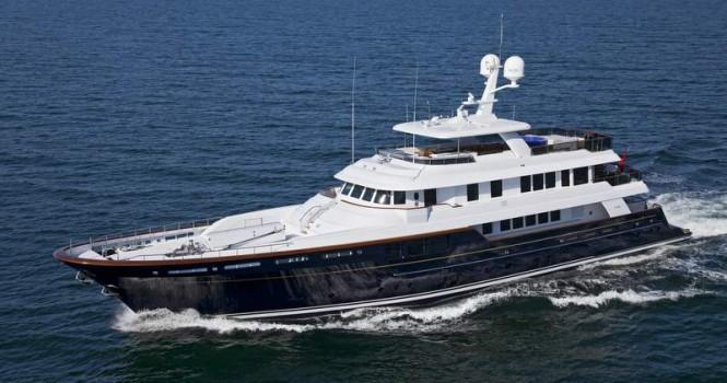 RMK 4500 superyacht Karia
