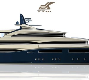 CRN signs a Letter of Intent for new 77m Motor Yacht