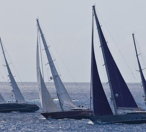The Perini Navi Group to once again sponsor St Barths Bucket Regatta