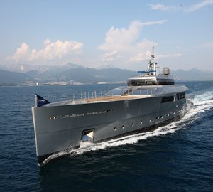 Luxury motor yacht EXUMA to be displayed at Singapore Yacht Show 2014 for the first time