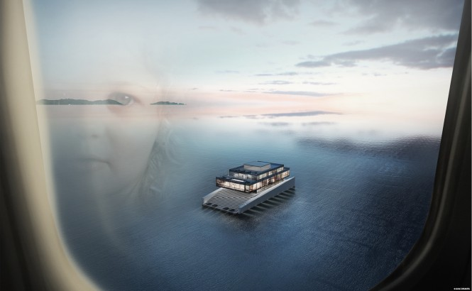 Superyacht GLASS concept
