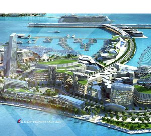 Grand Opening of 'The Melaka Gateway' attended by Gulf Craft