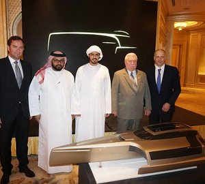 QIBS Lends Support to Presentation of Sunreef Trimaran 210 Yacht Project in Doha