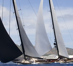 Vitters sailing yacht MARIE wins St Barths Bucket 2014 in her class
