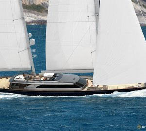 Perini Navi sell new 60m Sailing Yacht C.2232