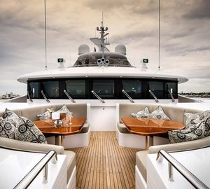 IY&A Awards 2014: Further Shortlist Success for Waterline-designed superyacht ZENITH