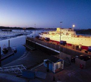 Burgess Marine launch 65m Motor Yacht SHEMARA