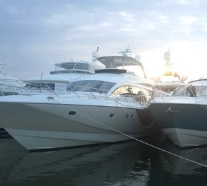 A very successful Palm Beach Boat Show 2014 for Cheoy Lee Yachts