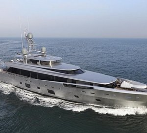Dubois-designed 46m Feadship super yacht COMO delivered