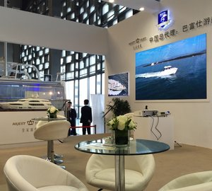 Gulf Craft attends 2014 China (Shanghai) International Boat Show