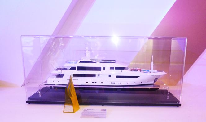 Horizon EP148 superyacht Horizon Polaris