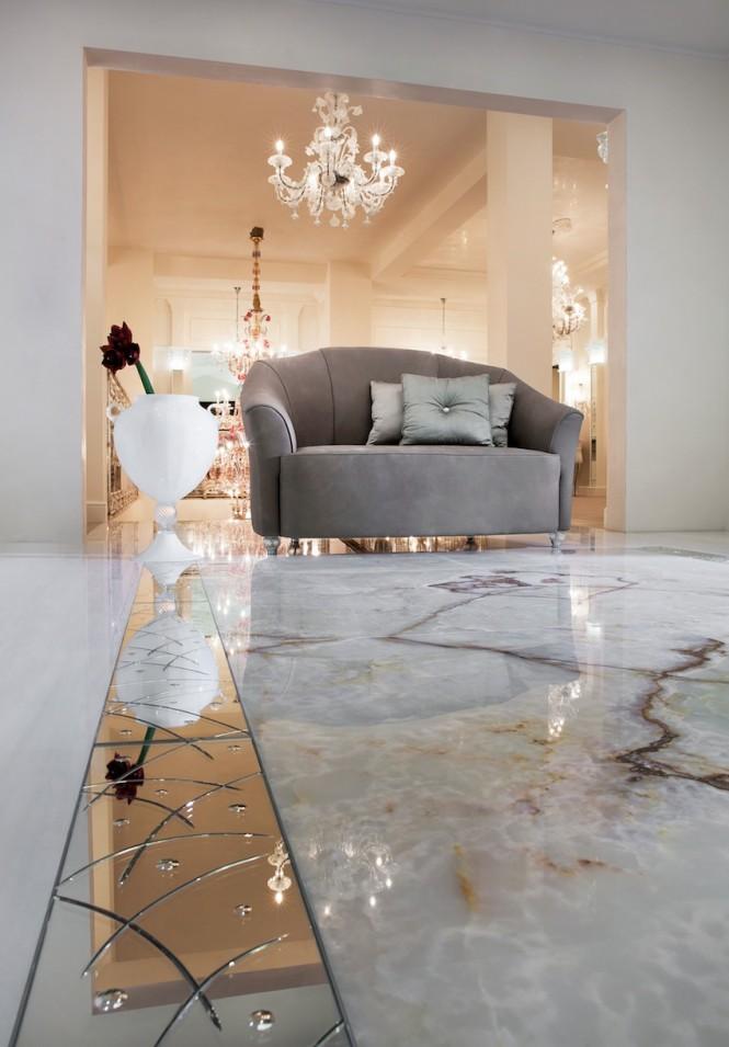 Interior design by Arte Veneziana