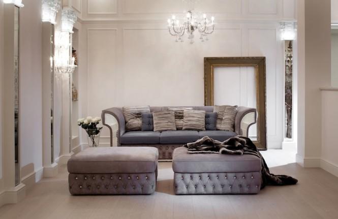 Interior design solutions by Arte Veneziana