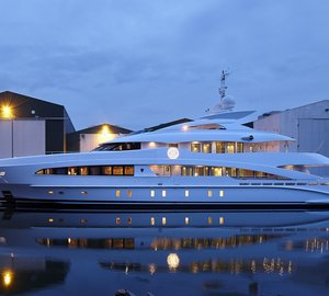 Heesen Yachts announces launch of MONACO WOLF Yacht