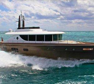 Experience NISI 2400 Yacht Sunset Cruise