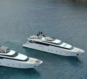 Sale of Sanlorenzo yacht on the opening day of Singapore Yacht Show 2014