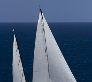 St Barths Bucket Regatta 2014 attended by six MCM yachts achieving two overall wins