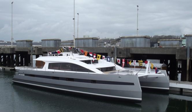 Luxury yacht Long Island 85