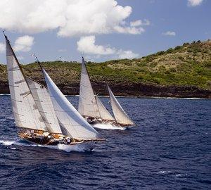 Antigua Classic Yacht Regatta 2014 to kick off on April 17