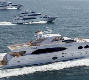 Gulf Craft Yacht MAJESTY 135 to lead line-up of superyachts to be displayed at The Wave Muscat next month