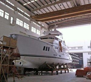 Delivery of Nordhavn 86 #10 motor yacht KOONOONA