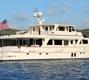 Offshore 90 Voyager Yacht sold