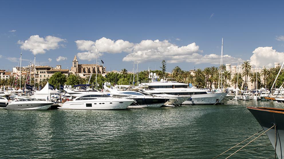 Palma Superyacht Show - Image courtesy of Palma Superyacht Show