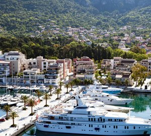 Hainan Rendez-Vous 2014 attended by Porto Montenegro