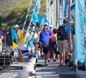 Les Voiles de St Barth 2014 to start tomorrow