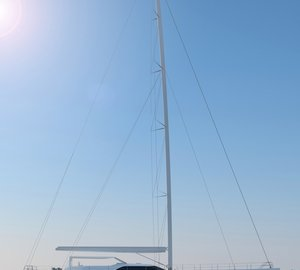 Insight into the build of the first sailing yacht Swan 105 RS