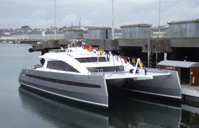 Sailing yacht Long Island 85