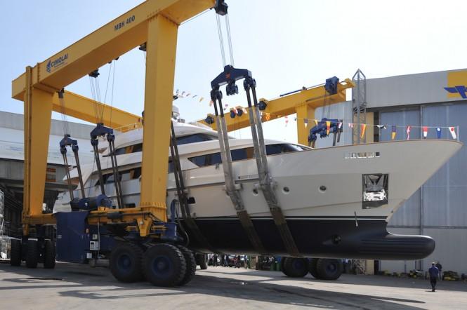 Sanlorenzo SD112 - Luxury Yacht O Launch