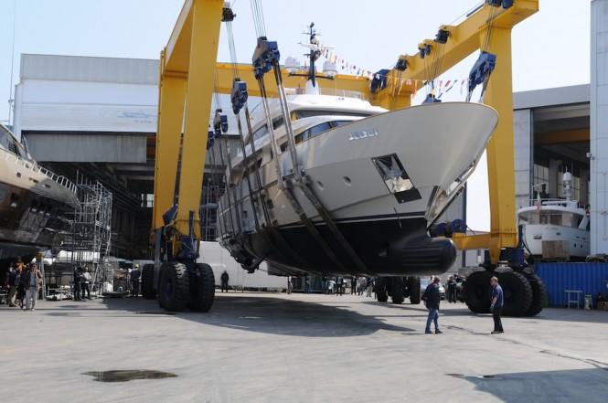 Sanlorenzo SD112 - Motor Yacht O Launch