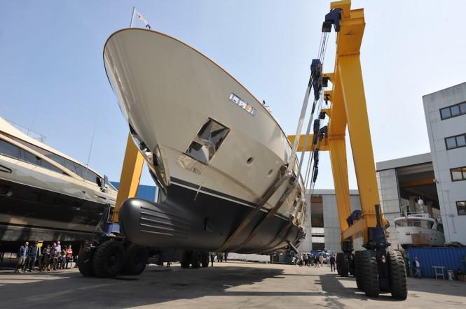 Sanlorenzo SD112 - Super Yacht O Launch