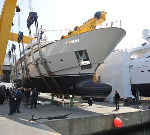 "SD112 Motor Yacht ""O"" by Sanlorenzo launched"