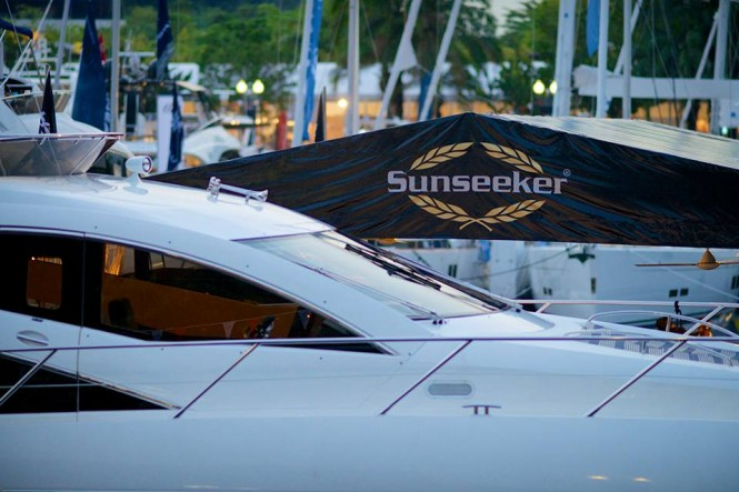Sunseeker at SYS