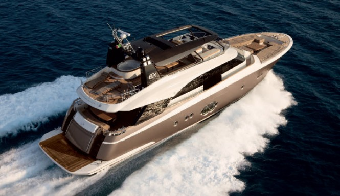 Superyacht MCY86 by Monte Carlo Yachts